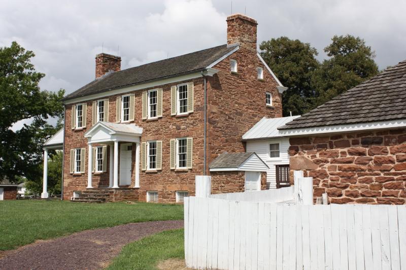 Ben Lomond Manor (back of house)