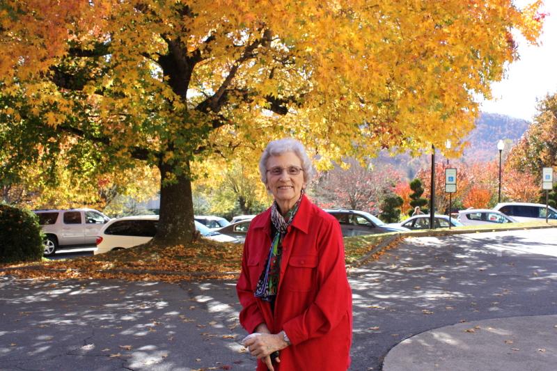Granny in Asheville