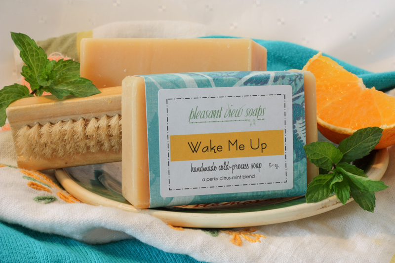 Wake Me Up Pleasant View Soaps
