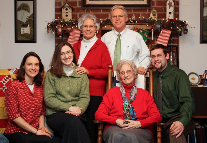 Girotti Family 2014