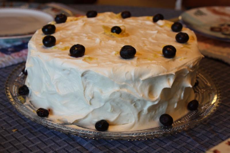Hannah's 31st Birthday Cake