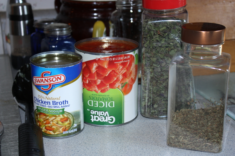 tomato basil soup ingredients