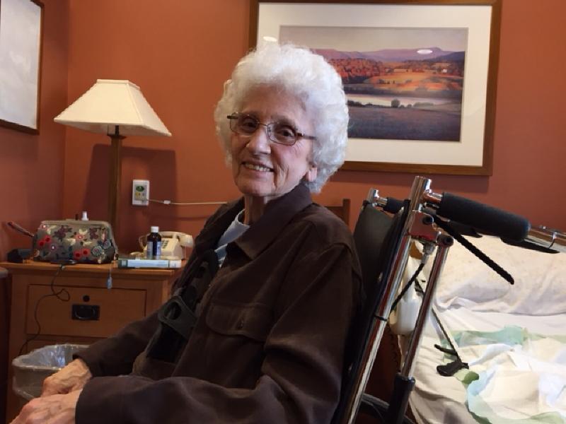 Granny at Brushy Creek