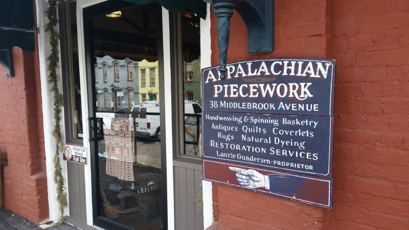 Appalachian Piecework