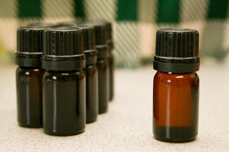 Beard Oil sample