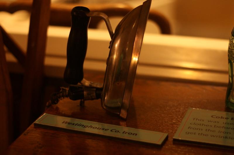 Westinghouse iron