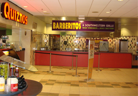 Capitol commons food court ~ yummy Mexican!