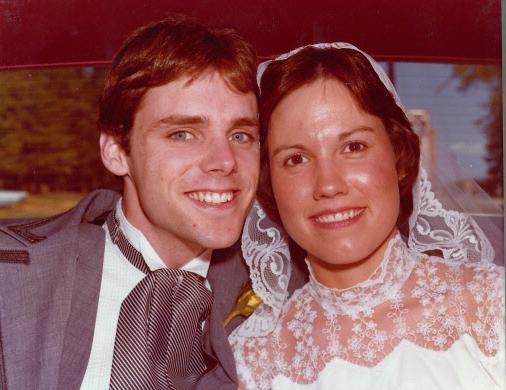 Tom Deb wedding