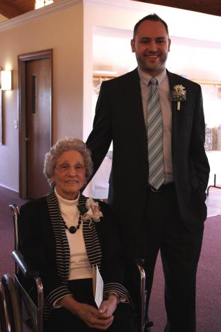 Micah and Granny