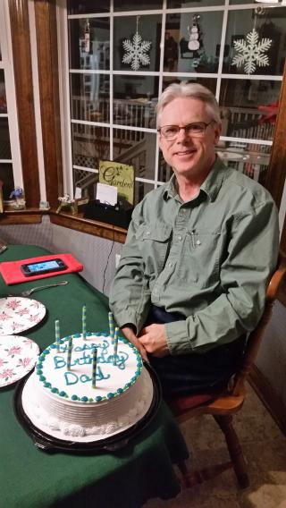 Tom's 59th!