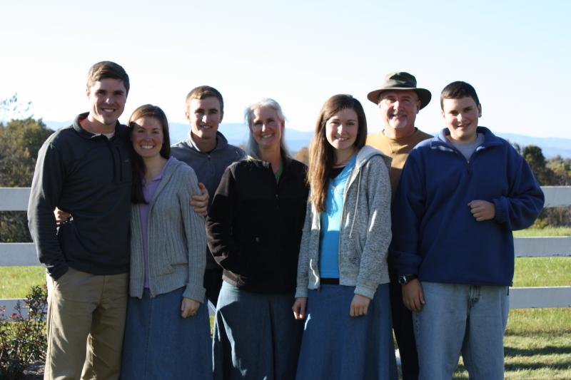 Hammond family and Dickerson family