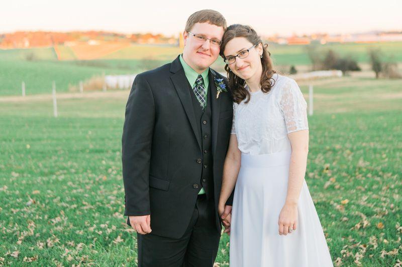 Eric and Sarah ~ 11/14/2016