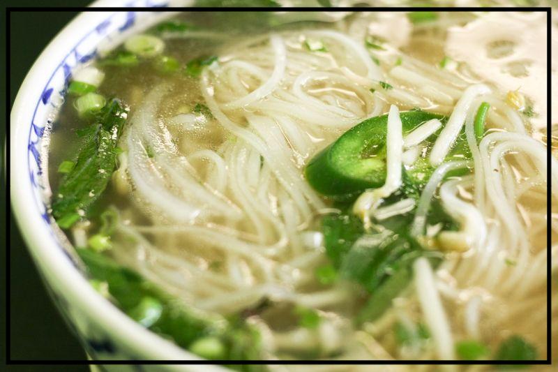 Thai Pho soup