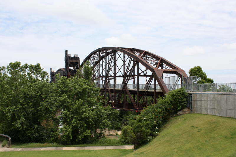 Clinton Presidential Park Bridge