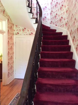 Rosemont steps