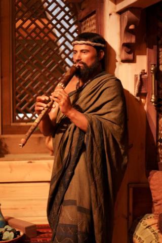 Noah's son, Shem