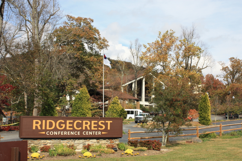 Ridgecrest in Asheville