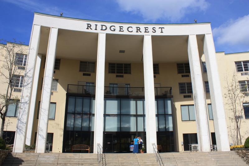 Ridgecrest ~ Arrival!