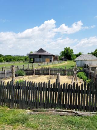 American farm and garden