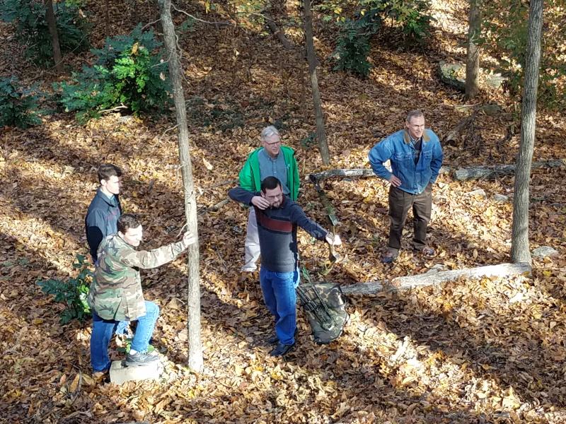 guys doing target practice