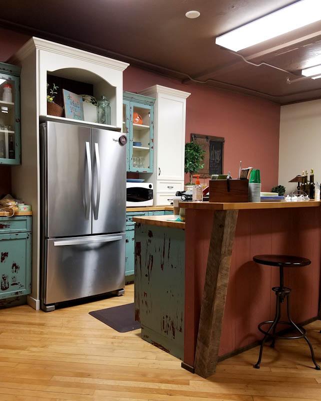 store kitchen