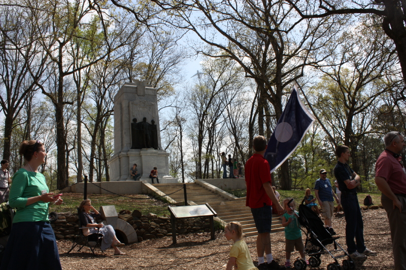 Dead Angle and the Illinois Memorial