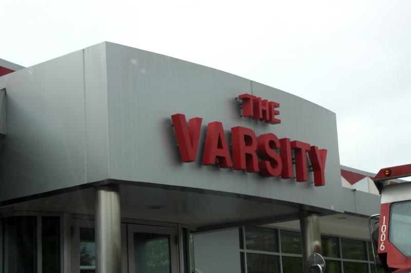 The Varsity!