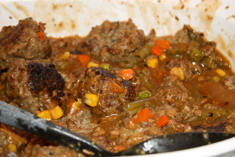Irish Meatballs