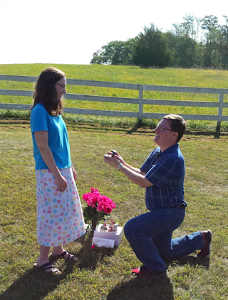 Labor Day morning proposal