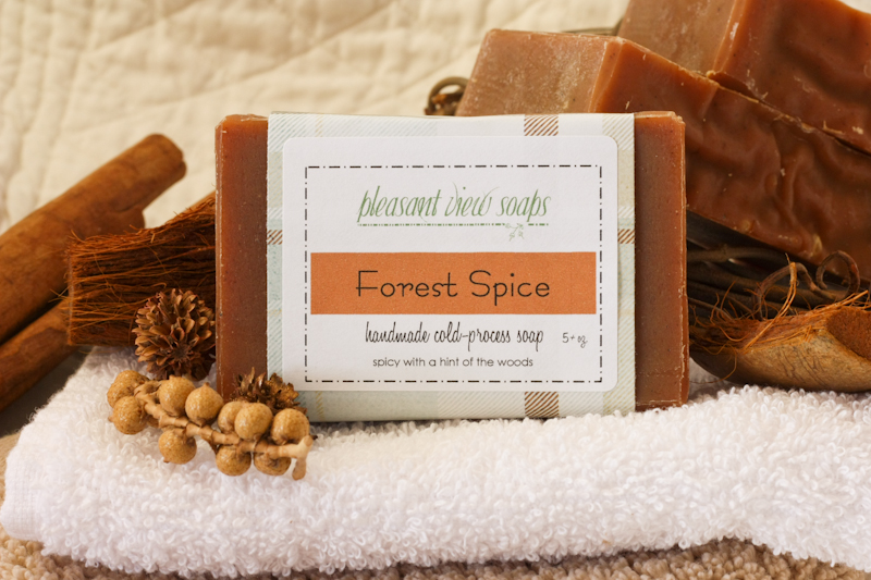 Forest Spice Pleasant View Soaps