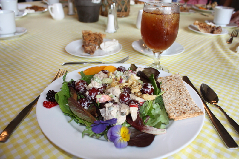 Luncheon at Moss Mountain Farm