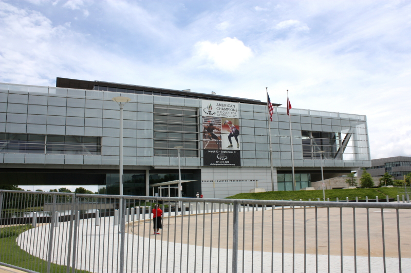 Clinton Library & Museum