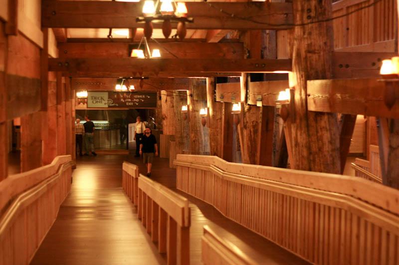 wooden ramps