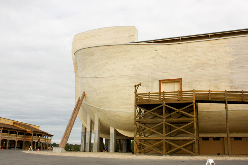 bow of the Ark