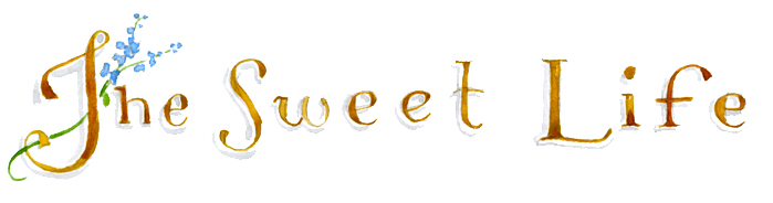 The Sweet Life ~ beautiful writing by Susan Branch