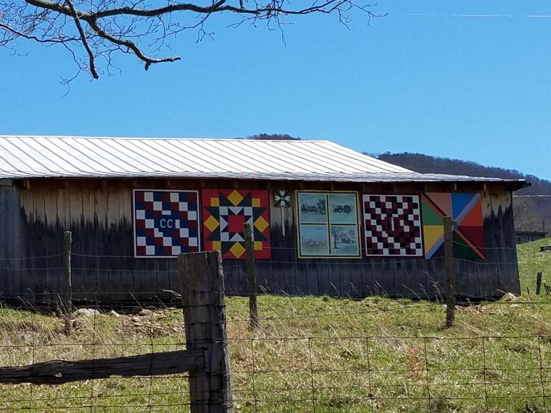 #17 ~ Colaw Farm, Wimer Mountain Road