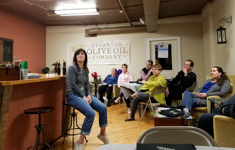 Olive Oil Class