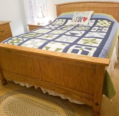 Pic sarah bed