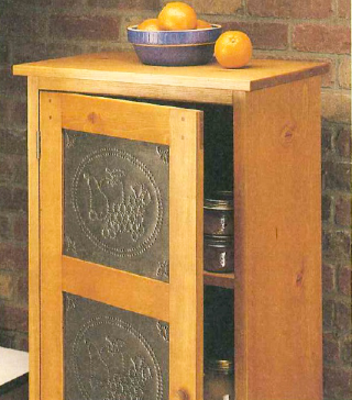 Jelly Cupboard - image courtesy of Woodsmith Magazine
