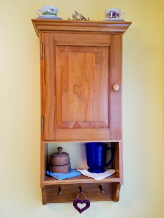 Cottage Wall Cabinet