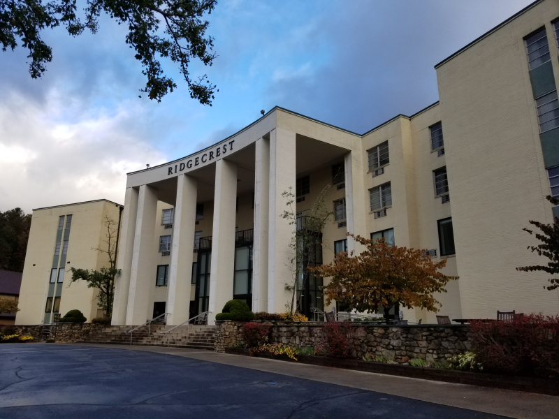 Ridgecrest Conference Center, NC