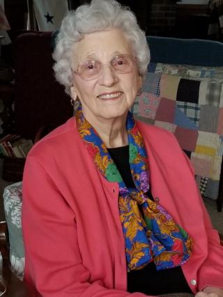 Granny, Nov 2018