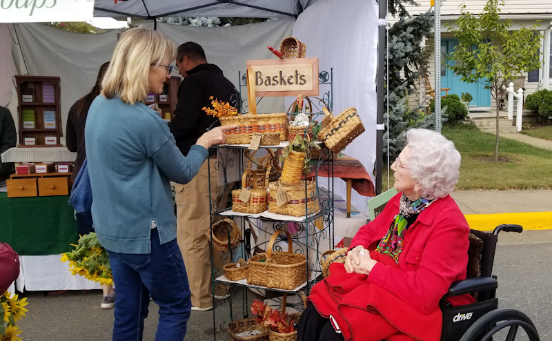 Granny's Baskets
