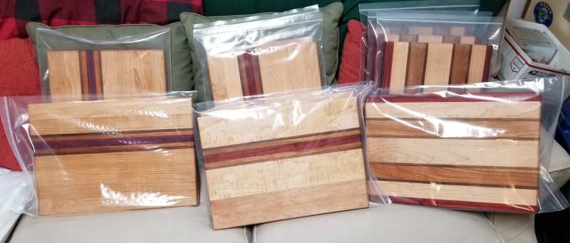cutting boards for sale!