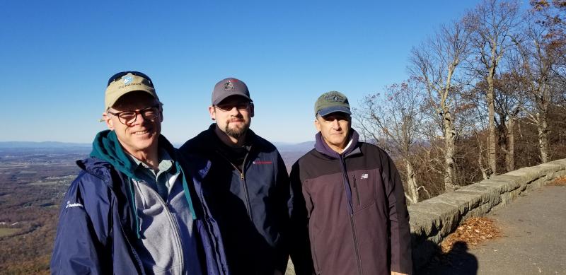 Tom, Jonathan, Ed