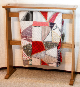 Quilt Rack Pleasant View Woodworks