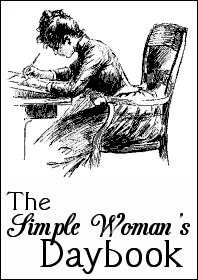 Simple Woman's Daybook