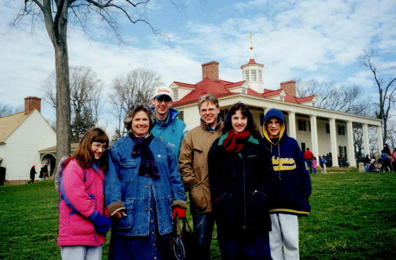 touring Mount Vernon