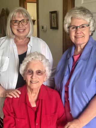 Deb Bet and Granny