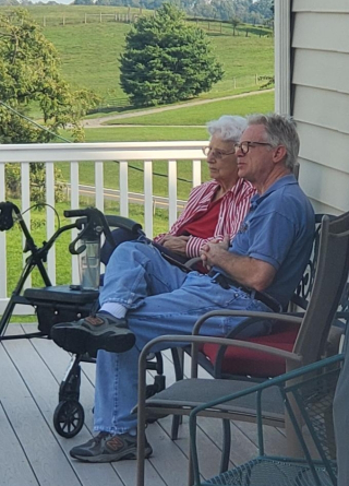 Granny and Tom